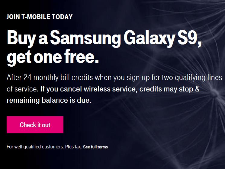 T-Mobile Trade